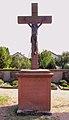 D-63322 Friedhofstraße Friedhofskreuz.jpg
