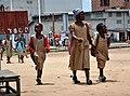 DEGAN Gabin -( school children on their way to school ).jpg