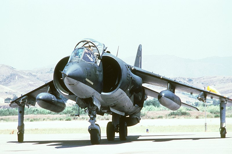 Hawker Siddeley Harrier