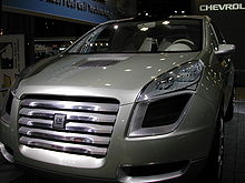 Sequel A Fuel Cell Ed Vehicle From Gm