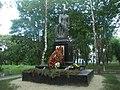 DSCN7814 Пам'ятник Братська могила радянських воїнів 2 світової війни 1957 встановлено.jpg