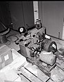 DYNAMOMETER IN THE 10X10 FOOT WIND TUNNEL SECONDARY DRIVE BUILDING AND PARTS IN THE OLD ROCKET LABORATORY ORL - NARA - 17468743.jpg