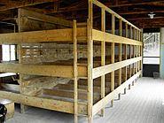 Dachau Barracks Sleeping