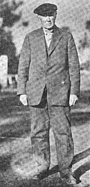 Edward Moulton - Moulton in his later years at Stanford