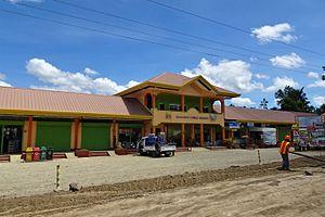 Dagohoy, Bohol - Dagohoy public market