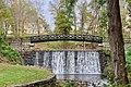 Dam and footbridge, Blair Academy, NJ.jpg