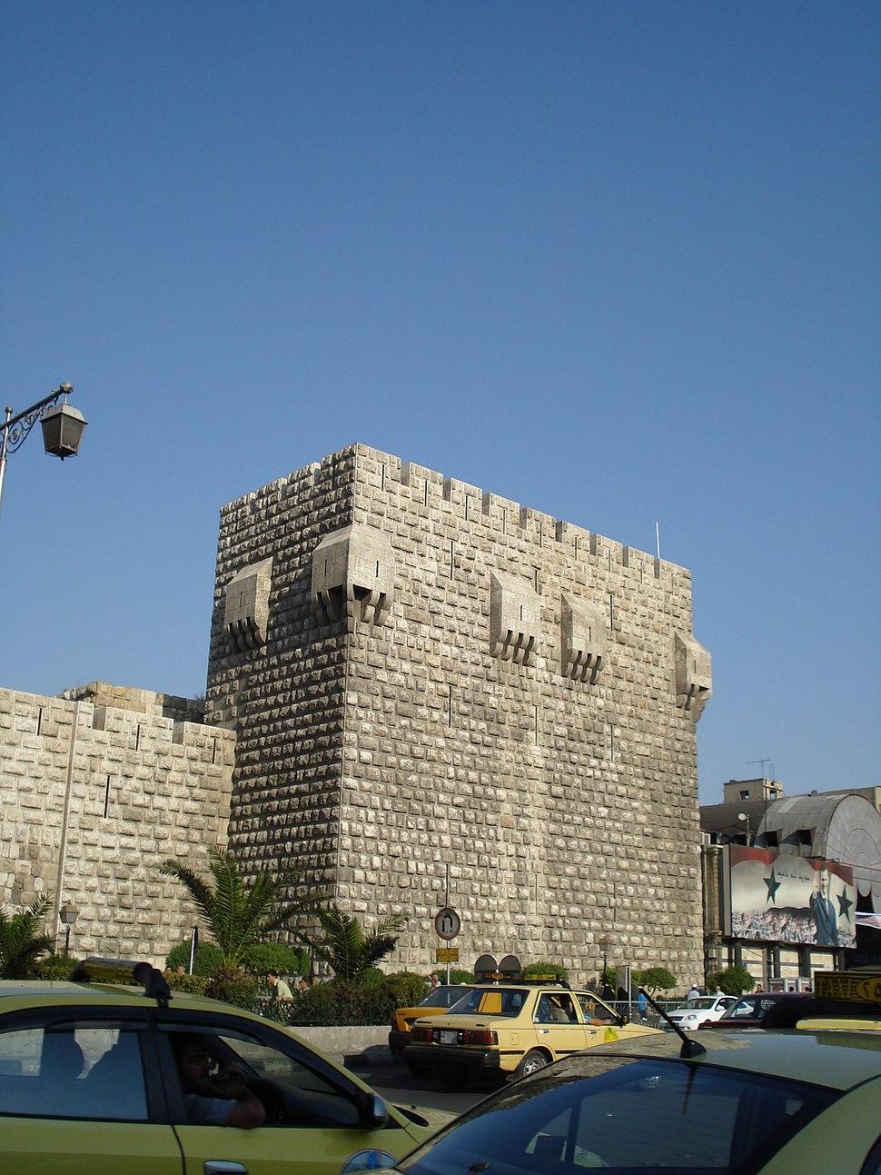 Damascus citadel