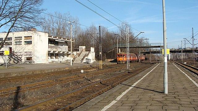 dworzec kiedy jeszcze jakoś wyglądał