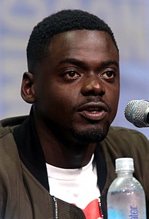 Daniel Kaluuya British actor and writer