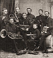 Danish Staff Band, 1891.jpg