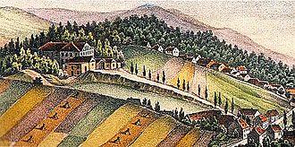 """Birkenfeld - The """"new"""" (Oldenburg) Schloss"""