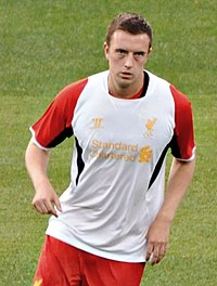 Danny Wilson warming up (cropped).jpg