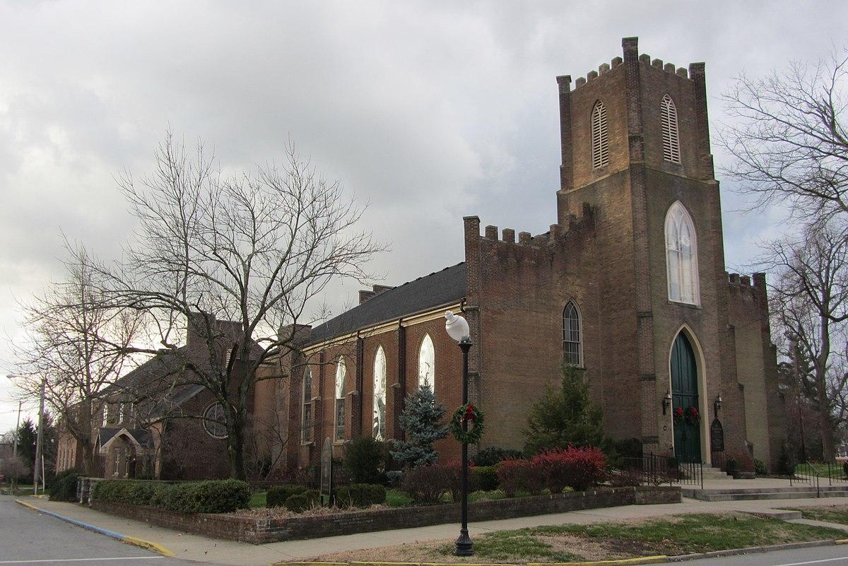 First Presbyterian Church (Danville, Kentucky) - Wikipedia