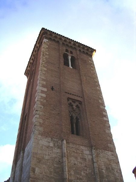 Torre mudéjar de la iglesia de Santo Domingo / Mudejar tower of the Santo Domingo church →