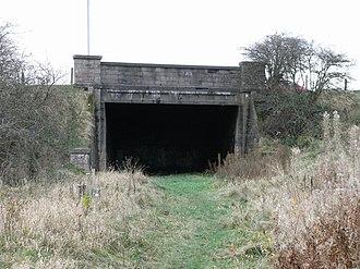 Darvel Branch - Image: Darvel branch bridge
