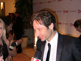David Duchovny, interprète de Fox Mulder