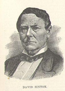 David Sinton American businessman