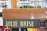 De JOLIE BRISE voor de wal bij Sail Amsterdam 2010 (03).JPG