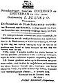 De Roermondenaar vol 001 no 004 advertisement Stoombootvaart tusschen Roermond en Rotterdam en vice versa.jpg