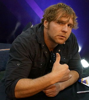 Dean Ambrose Facts for Kids | KidzSearch com