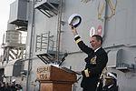 Decommissioning of the amphibious assault ship USS Peleliu (LHA-5) at Naval Base San Diego 150331-N-DC018-161.jpg