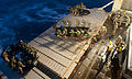 Defense.gov News Photo 120301-N-SS993-295 - Marines from the 31st Marine Expeditionary Unit carry a combat rubber raiding craft to the stern gate of the forward-deployed amphibious dock.jpg