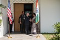 Defense Secretary Jim Mattis meets with the Indian Defence Minister Nirmala Sitharaman in Clark, Philippines (24072056958).jpg