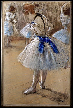 DEGAS Edgar Dancer ca1880