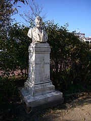 Statue of Heinrich von Stephan