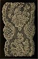 Dentelles et guipures - anciennes et modernes, imitations ou copies. Varieté des genres et des points. 52 portraits documentaires, 249 échantillons de dentelles, collerettes, fraises, manchettes, (14775942954).jpg