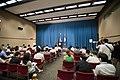 Deputy USTR Cutler's Tokyo Press Conference on Trade Negotiations (9472057456).jpg