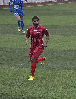 Desire Oparanozie Nigerian footballer