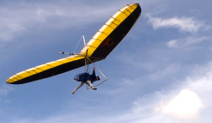 Wills Wing - Wills Wing U2 hang glider