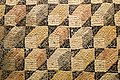 Detail of Geometric Mosaic - 2-3 Century - Zeugma Mosaic Museum - Gaziantep - Turkey (5772521128).jpg
