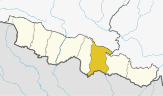 Dhanusa District District in Province No. 2, Nepal