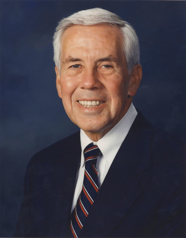 Dick Lugar official photo