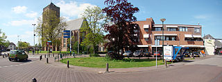 Didam Place in Gelderland, Netherlands