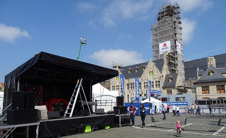 Diksmuide - Ronde van België, etappe 3, individuele tijdrit, 30 mei 2014 (A009).JPG