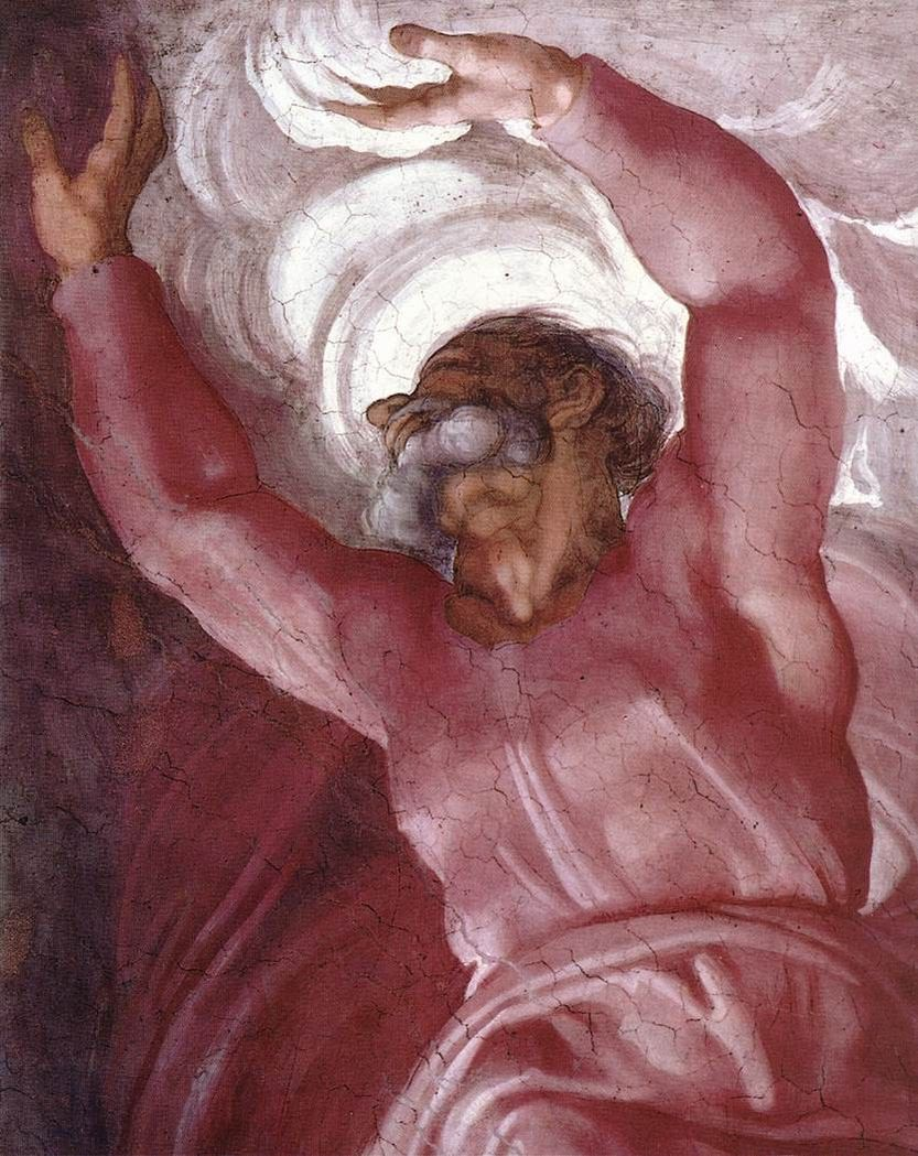 Taket i det sixtinske kapell   eanswers