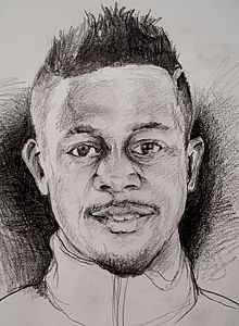 Divock Origi pencil portrait.jpg