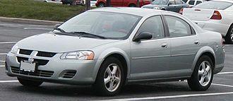 Dodge Stratus - 2004–2006 Dodge Stratus sedan