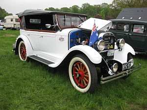 Dodge Fast Four - Image: Dodge Brother 1928