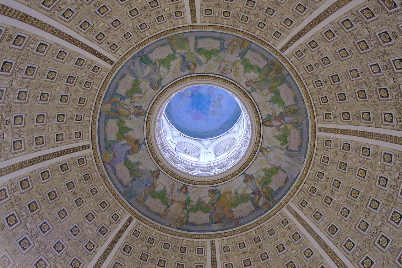 Dome Main Reading Room Library of Congress.JPG