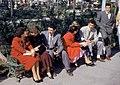 Domingo en la Plaza Zaragoza (1952).jpg
