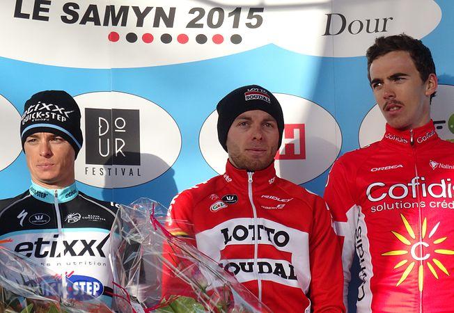 Dour - Le Samyn, 4 mars 2015, arrivée (D25).JPG
