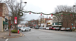 West Third Street in downtown Dover in 2006