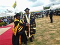 Dr. Irene Tarimo and Prof. Tolly Mbwette 20131026.jpg