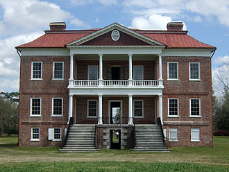 Drayton Hall - Drayton Hall (front)