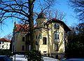Dresden-Klotzsche Villa Burgfrieden 3.JPG