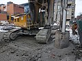 Drilling a building pile, NW corner of Berkeley and Front, 2014 01 20 (18).JPG - panoramio.jpg
